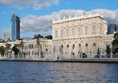 Dolmabahçe Sarayı & İki Kıta