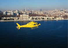 İstanbul'u Bir De Havadan Keşfedin- Helikopter Turu